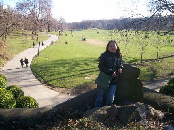 Prospect Park Jenny